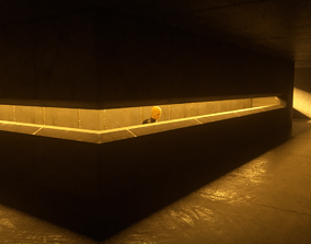 3D Meet the archivist 1 - Blade Runner 2048