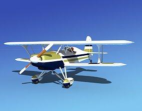 3D model Stolp Starduster SA100 V10