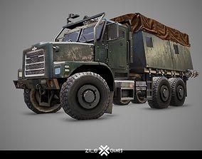 3D asset AKM23 Cargo