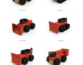building machinery set games 3D printable model