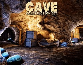 Cave Creator for UNREAL 3D asset