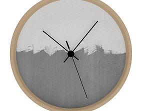 alarmclock Modern clock 3D model