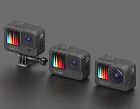 e3d GoPro HERO 9 3D