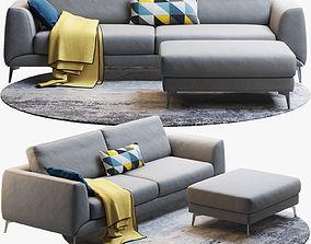 BoConcept Fargo sofa 3D model