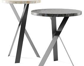 3D Draenert Large Mortimer Side Table