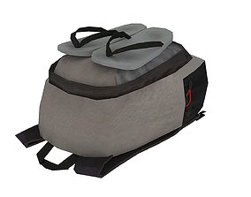 3D model Bag 02