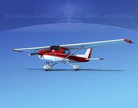 3D Cessna 150 Aerobat V06