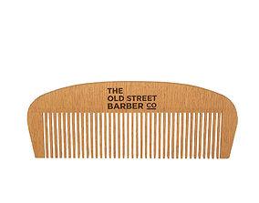 Wooden Comb 3D asset