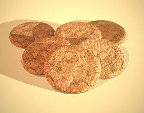 3D model HIE Game Ready Cookie N1