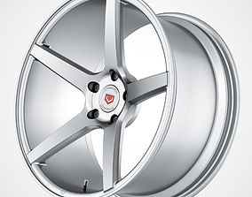 3D VOSSEN VPS 303 WHEEL