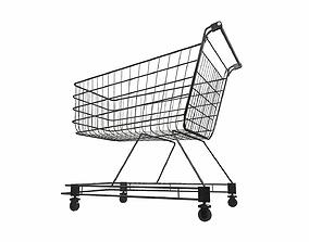 equipment Shopping cart 3D model