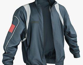Sport Jacket 3D model