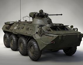3D BTR 82A
