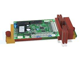 3D print model Etau Pince Circuit Imprime