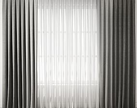 Curtain 84 3D model