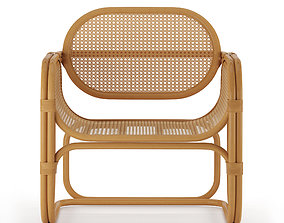 furniture URBAN OUTFITTERS Marte Lounge Chair 3D
