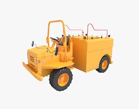 3D model Delta FuelTank
