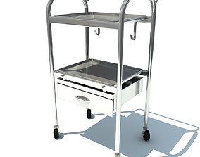 3D model Medical Table
