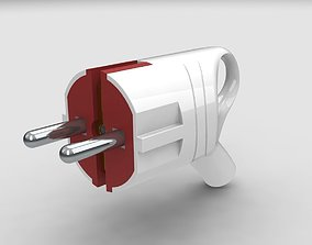 electric Electric plug mk 4 3D