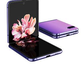 Galaxy Z Flip by Samsung 3D model