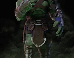 Hulk Gladiator 3D collectable