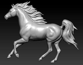 3D printable model 3d-print horse