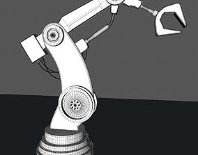 Robotic Arm 3D machine