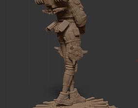 ApexLegends Wattson 3D print model