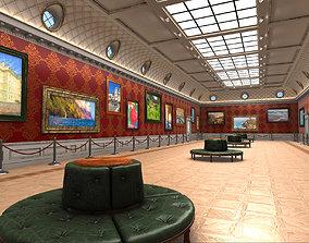Art Gaallery Expo 3D model