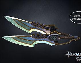 Monster Hunter World - Lunastra Empress 3D print model