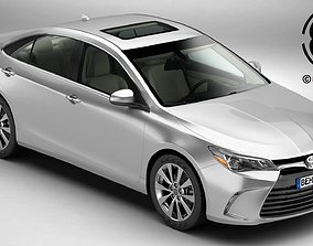 Toyota Camry 2015 3D model
