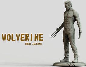 WOLVERINE INMORTAL BY HUGH JACKMAN 3D printable model