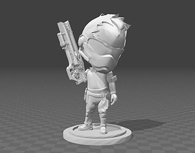 3D print model Soldier 76 Overwath figurines