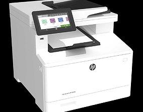 3D model HP Color LaserJet Pro MFP M479fdw Wireless