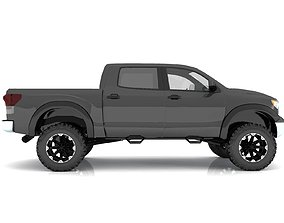Toyota Tundra 3D asset