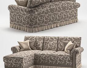 Corner sofa Maxim 3D