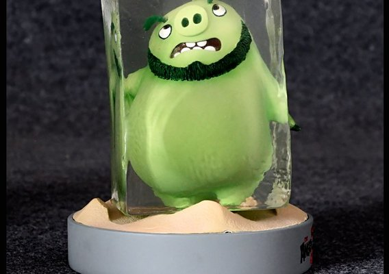 Leonard Angry Birds Movie