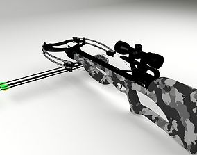 3D crossbow Crossbow