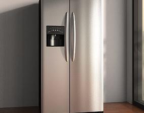 3D Frigidaire Professional Refrigerator