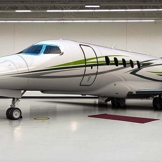 Cessna Citation Latitude - Private Jet
