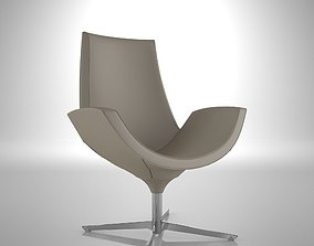 computer Classic Office Chair 3D