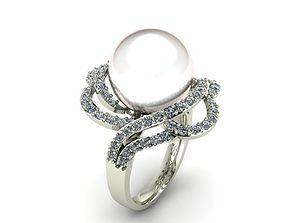 jewelry Ring T00238 3D print model