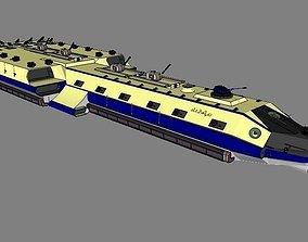 SBC DArtagnan - Cruiser Europe clas 3D