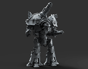 Strife Herald Robot 3D printable model