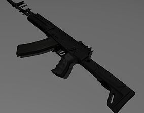 3D model AK-12 Kalashnikov