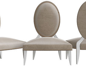 christopher-guy-larme-occasional-chair 3D