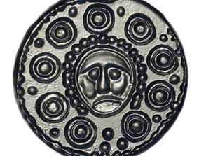 celtic coin 4 3D print model