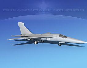General Dynamics EF-111 Raven VBM 3D