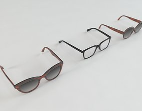 3D model Sunglasses Collection
