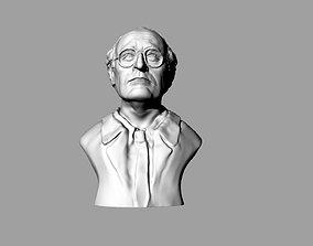 3D printable model Bust of Poet Nobel Lawreate Josef